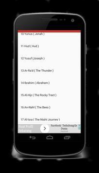 Full Quran Ahmed Al Ajmi Mp3 screenshot 2
