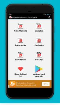 400++ Lagu Dangdut Om PALAPA poster