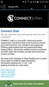 Connect Utah screenshot 3