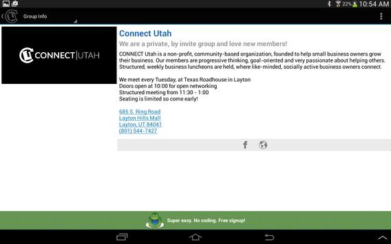 Connect Utah screenshot 7