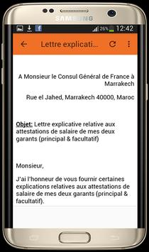 Campus France: Aprés Acceptation apk screenshot