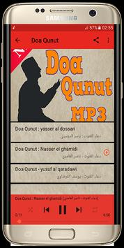 Doa Qunut mp3-new poster