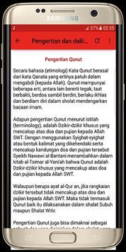 Doa Qunut mp3-new screenshot 2