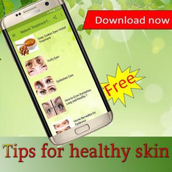 Tips for healthy skin screenshot 1