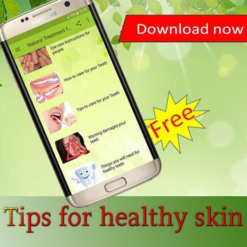 Tips for healthy skin screenshot 2