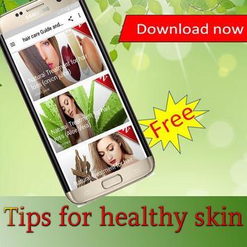 Tips for healthy skin screenshot 4