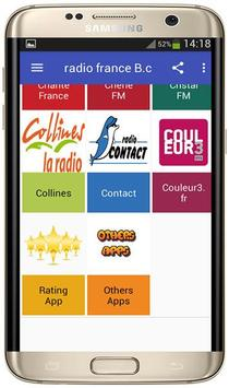 Radios NRJ apk screenshot