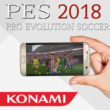 GUIDE PES 2018 - FREE poster
