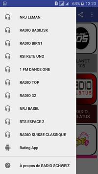 Radio Suisse 2018 apk screenshot