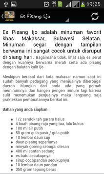 Resep Kuliner Sulawesi Selatan screenshot 3