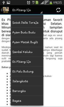 Resep Kuliner Sulawesi Selatan screenshot 4