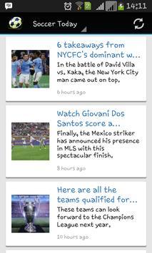 Soccer News poster