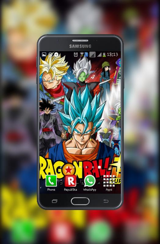 Dragon Ball Super Wallpaper For Android Apk Download