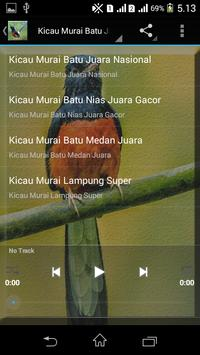 Suara Burung Murai Batu Mp3 screenshot 2