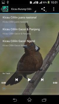 Master Burung Cililin Gacor screenshot 2