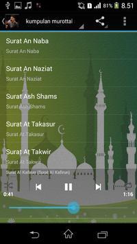 Murottal muzammil hasballah offline apk screenshot