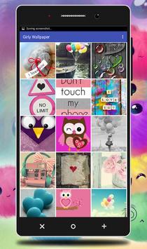 Girly Wallpaper screenshot 3