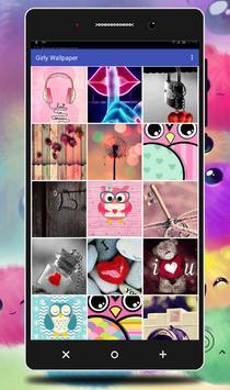 Girly Wallpaper screenshot 1