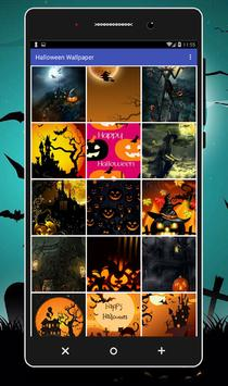 Halloween Wallpaper apk screenshot