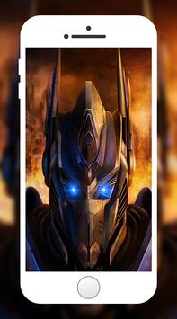 Optimus Prime Wallpaper screenshot 3