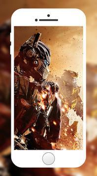 Optimus Prime Wallpaper screenshot 1