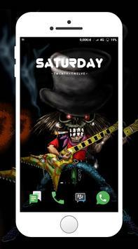 Heavy Metal Rock Wallpaper screenshot 6