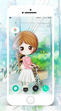 Kawai Wallpaper poster