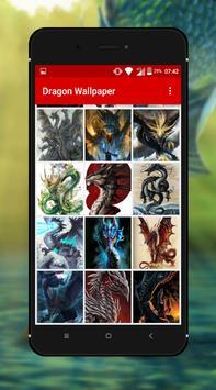 Dragon Wallpaper HD screenshot 3