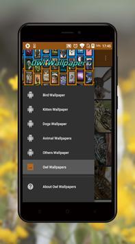 Owl Wallpapers screenshot 7