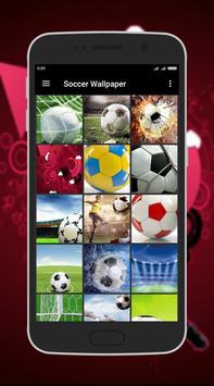 Soccer Wallpaper screenshot 3