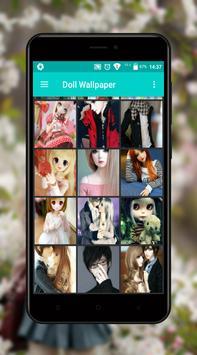 Doll Wallpaper screenshot 4