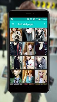 Doll Wallpaper screenshot 5
