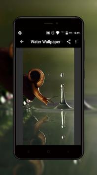 Water Wallpaper screenshot 2