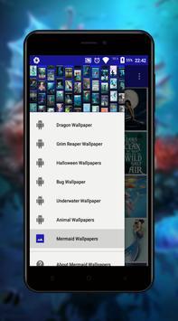 Mermaid Wallpapers screenshot 7