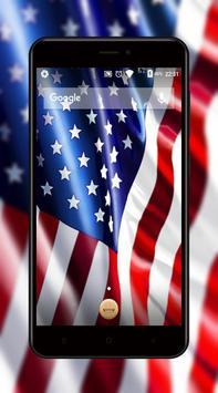 American Flag Wallpaper screenshot 1