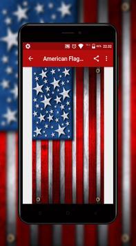 American Flag Wallpaper screenshot 2