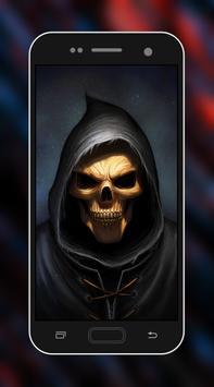 Grim Reaper Wallpaper poster