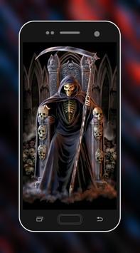 Grim Reaper Wallpaper screenshot 6