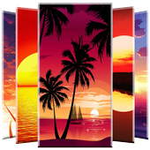 Sunset Wallpapers icon