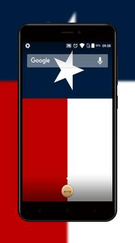 Texas Wallpaper poster