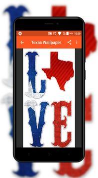 Texas Wallpaper screenshot 2