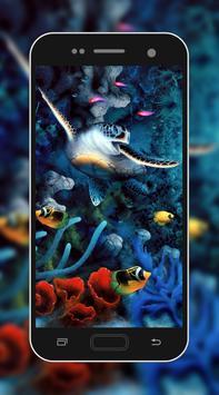 Coral Reef Wallpaper screenshot 2