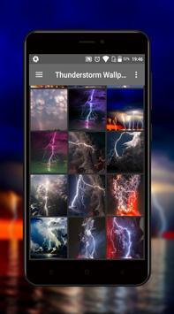 Thunderstorm Wallpaper screenshot 4