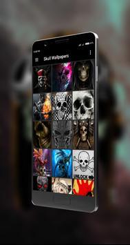 Skull Wallpapers screenshot 3