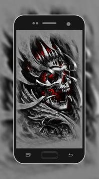 Skull Wallpapers screenshot 2