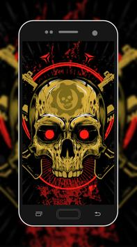 Skull Wallpapers screenshot 5