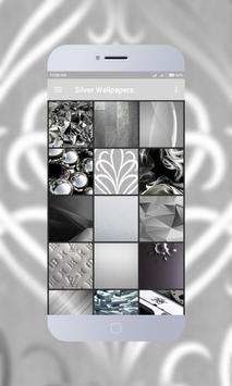 Silver Wallpapers screenshot 3