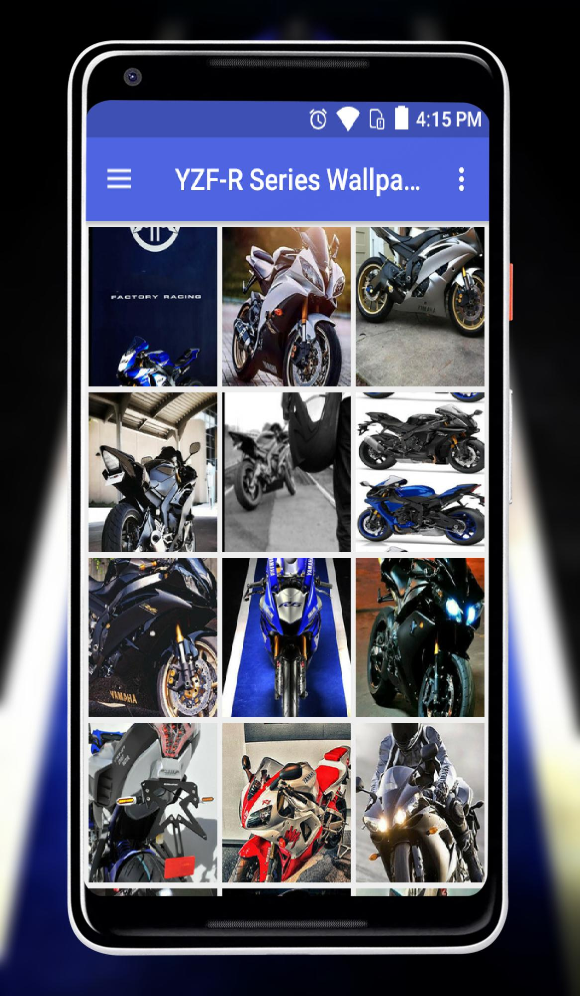 Yzf R Series Wallpaper For Android Apk Download