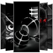 Dark 4K Wallpapers icon