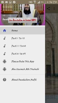 Revelation Mufti Menk MP3 apk screenshot